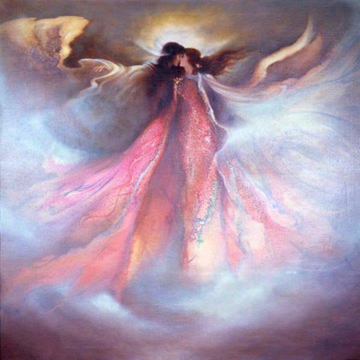 Et c'est, uniquement, dans cet état d'être que nous pouvons, retrouver notre Âme Jumelle, Âme Soeur ou Flamme Jumelle, car l'Amour peut enfin rayonner.