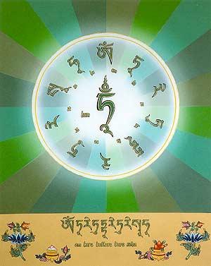 pic vert symbolique